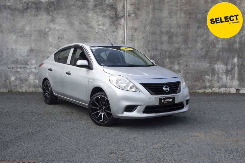 2013 Nissan Tiida Latio