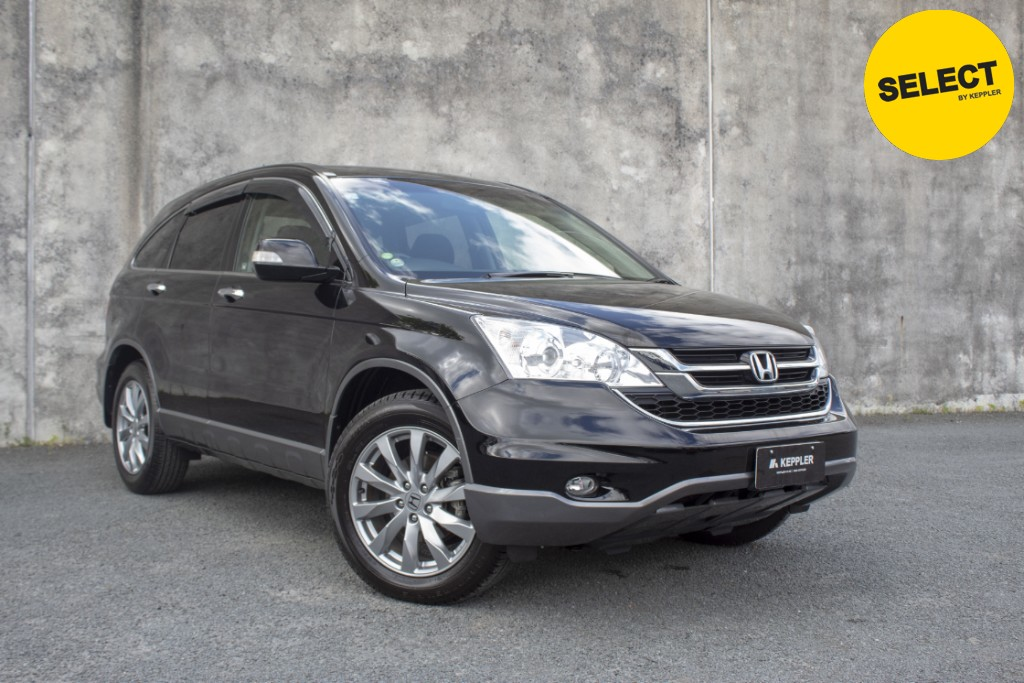 2011 Honda CR-V ZX HDD Smart ED