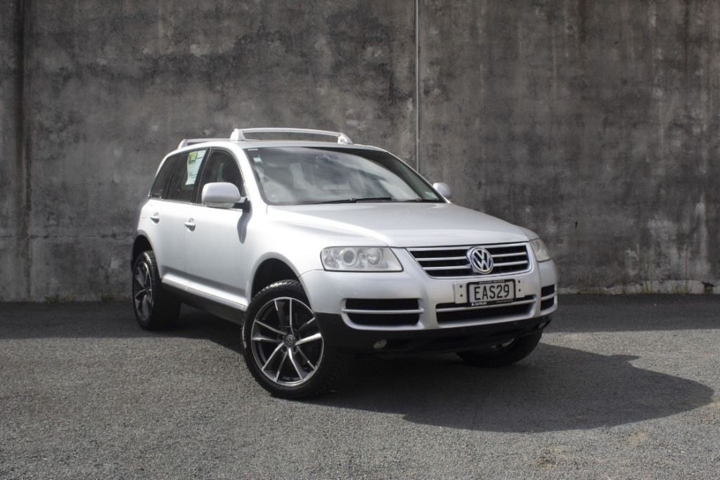 2005 Volkswagen TOUAREG V6 4WD 3.5T Towing