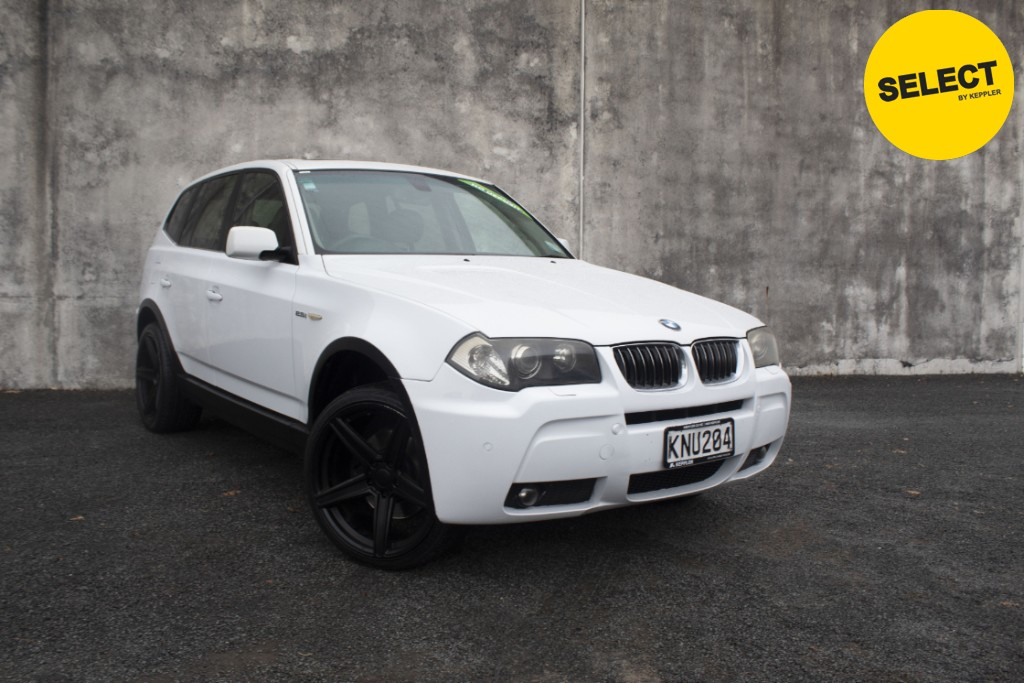 2005 BMW X3 2.5L Full Leather