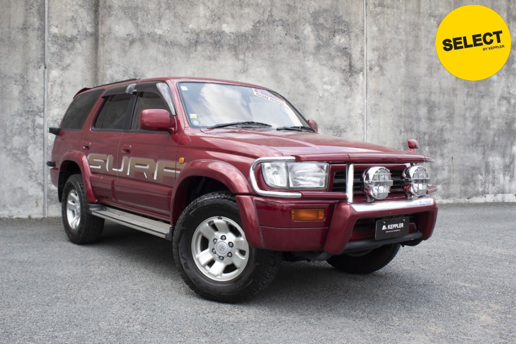 1996 Toyota Hilux Surf LOW KM's