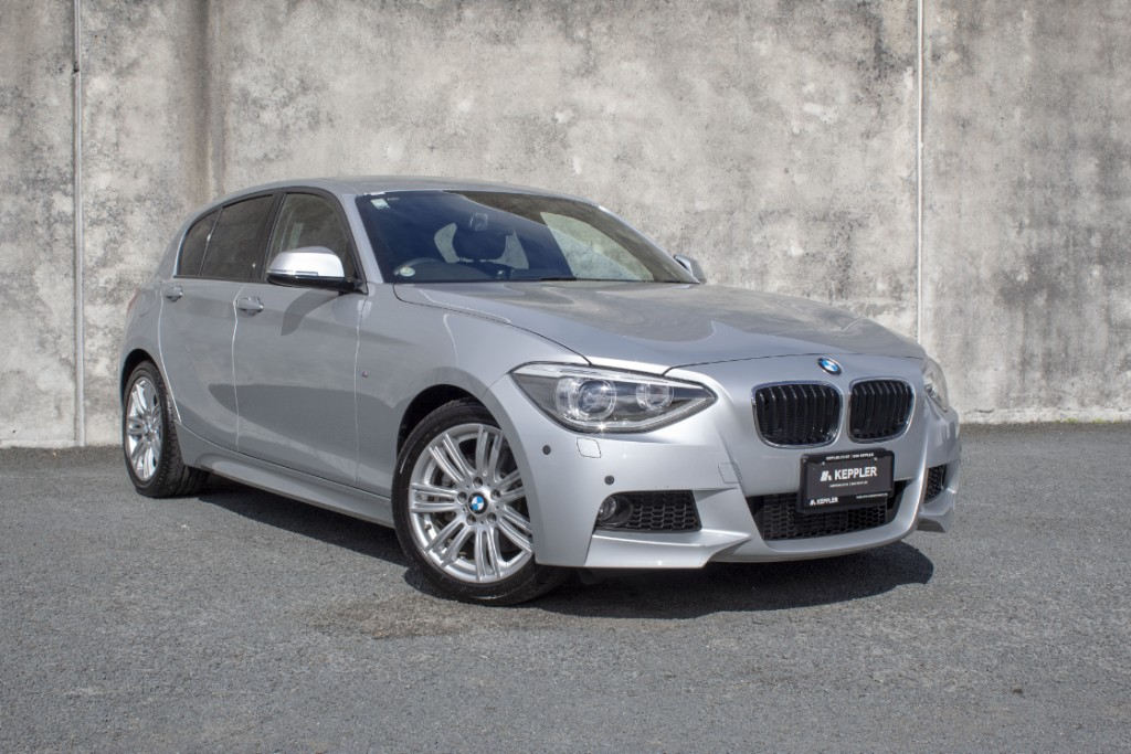 2015 BMW 116i M-Sport LOW KM's NZ NAV