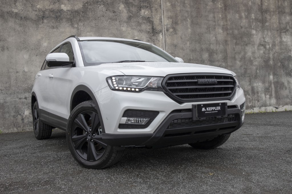 2020 HAVAL H6 LUX BLACK OUT
