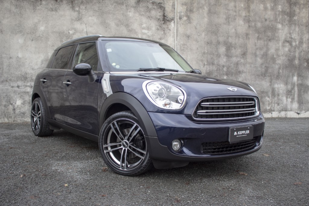 2016 Mini Cooper D Crossover 2.0L turbo