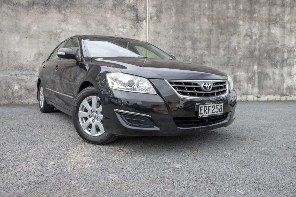 2008 Toyota Aurion 3.5P AT-X