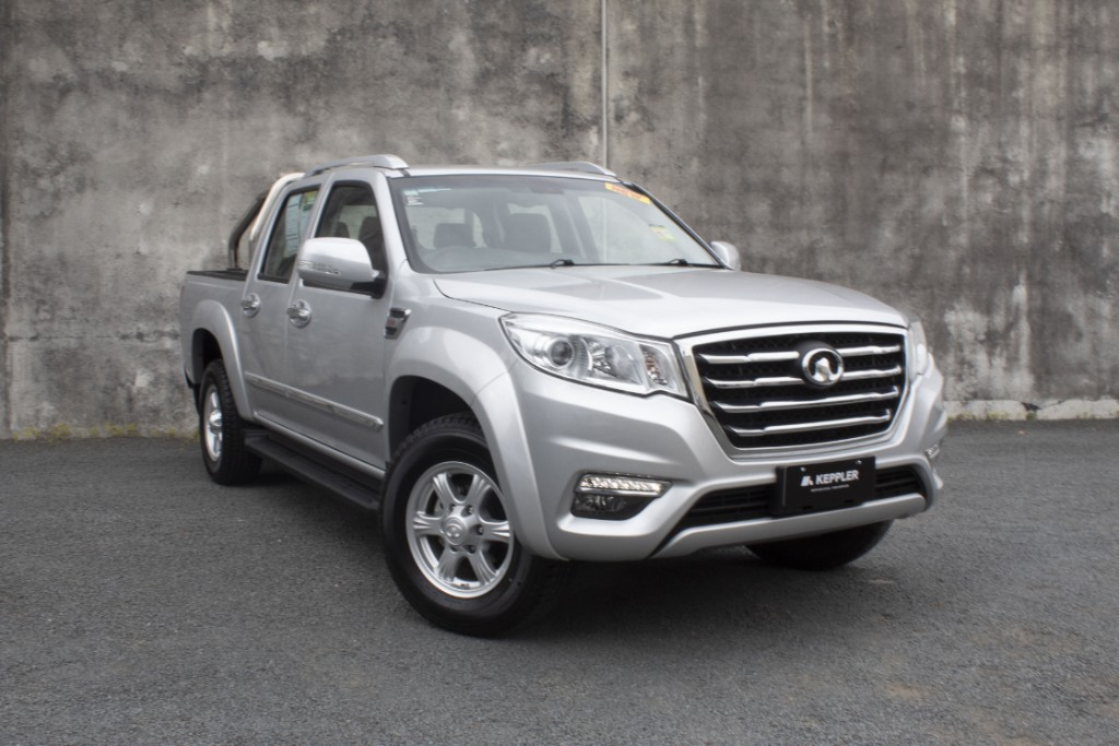2020 Great Wall Steed 4x2 Petrol
