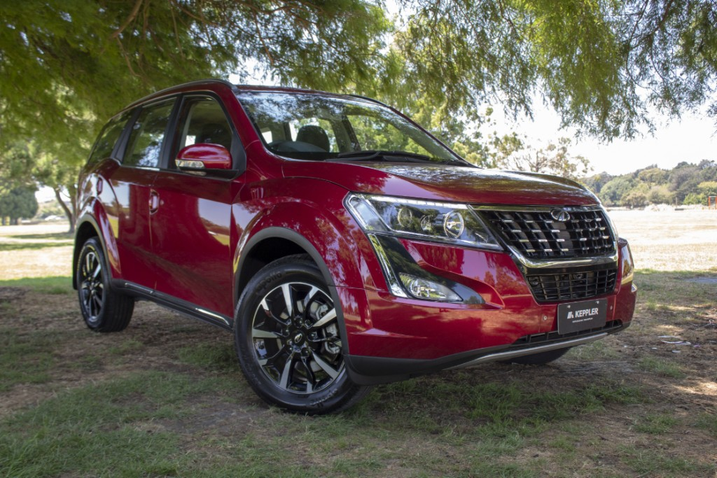 2021 Mahindra XUV500 W10 7 Seater 2.2L Turbo