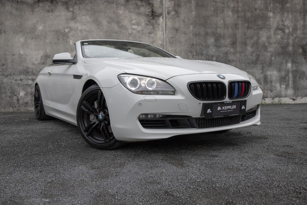 2012 BMW 650i 4.4L V8 Twin Turbo