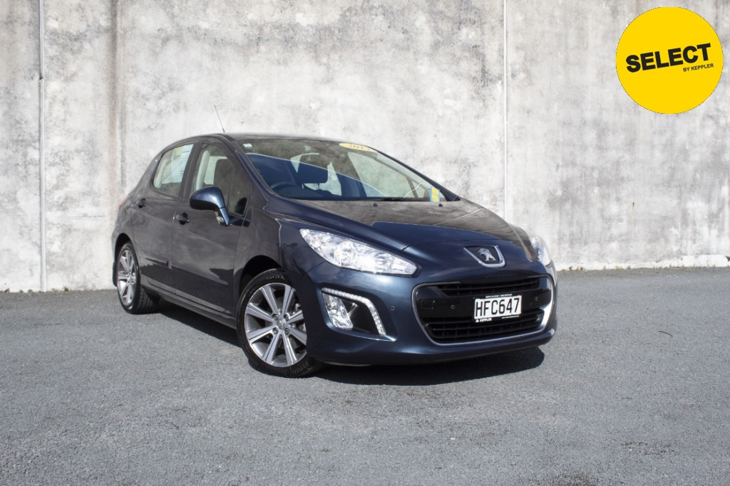 2014 Peugeot 308 Active 1.6 NZ NEW