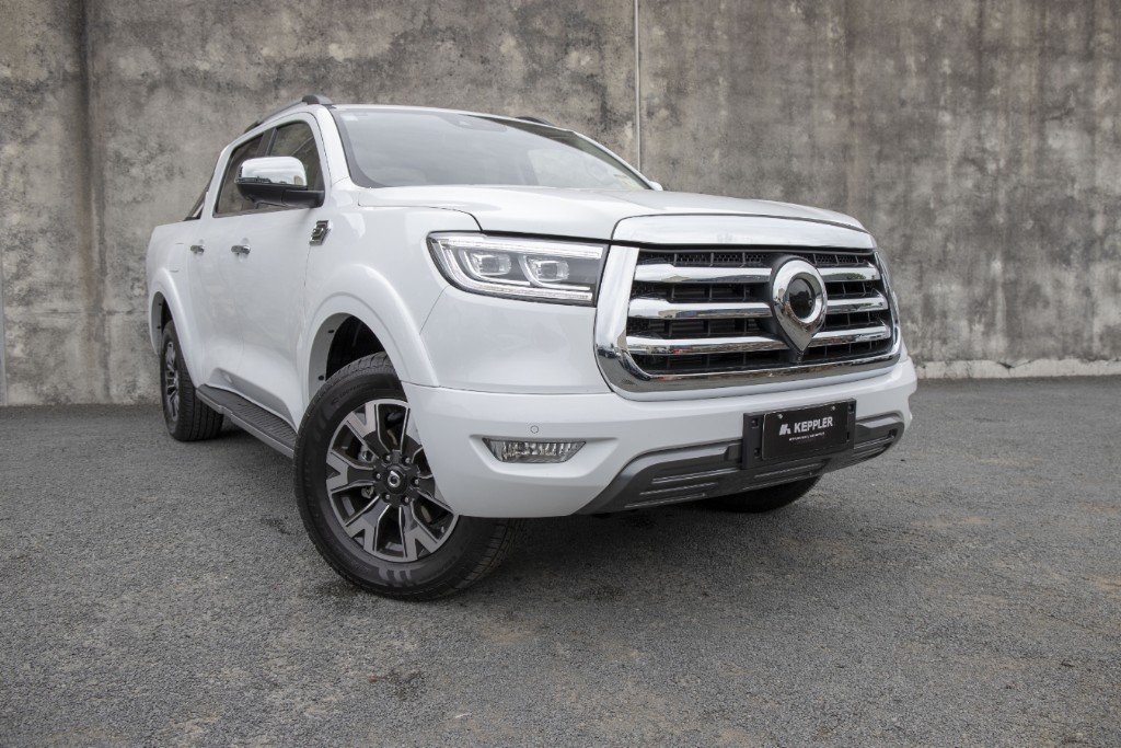 2021 Great Wall Cannon 4x2 LUX 8A 2.0TDi