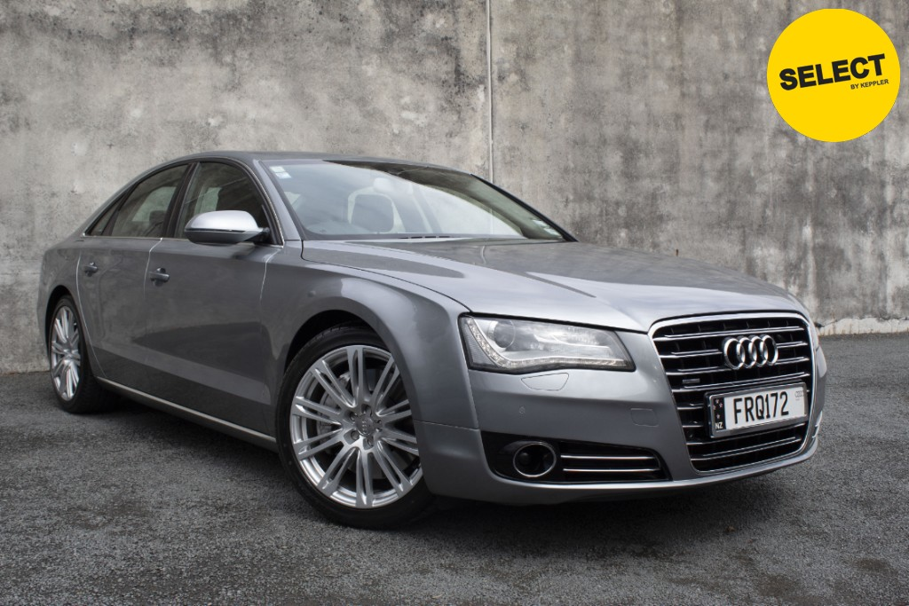 2010 Audi A8 V8 Tdi Quattro NZ NEW