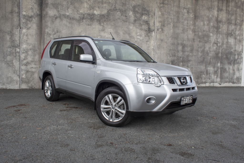 2014 Nissan X-Trail NZ New 2.5L ST-L