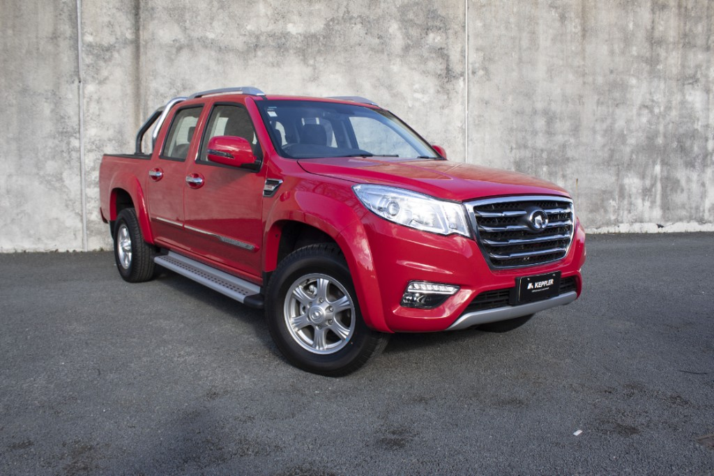 2020 Great Wall Steed 4x2 Diesel
