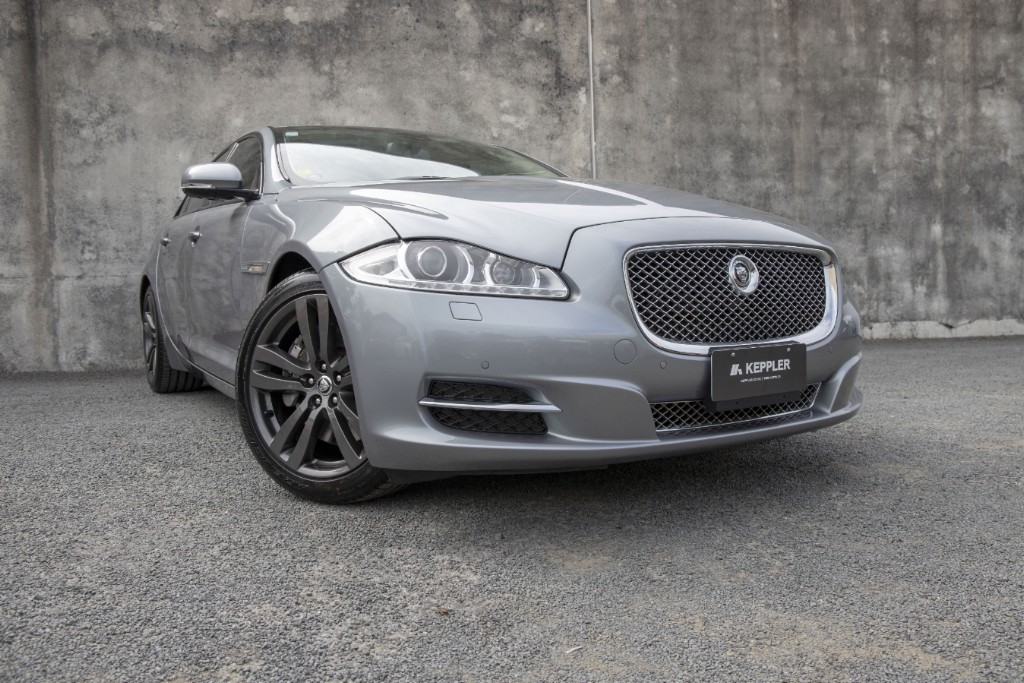 2012 Jaguar XJ 5.0L V8 Luxury