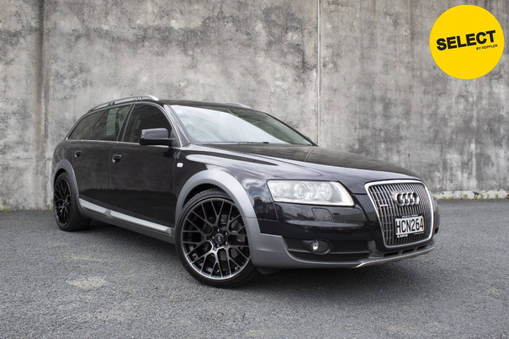 2007 Audi A6 Allroad Quattro NZ NEW