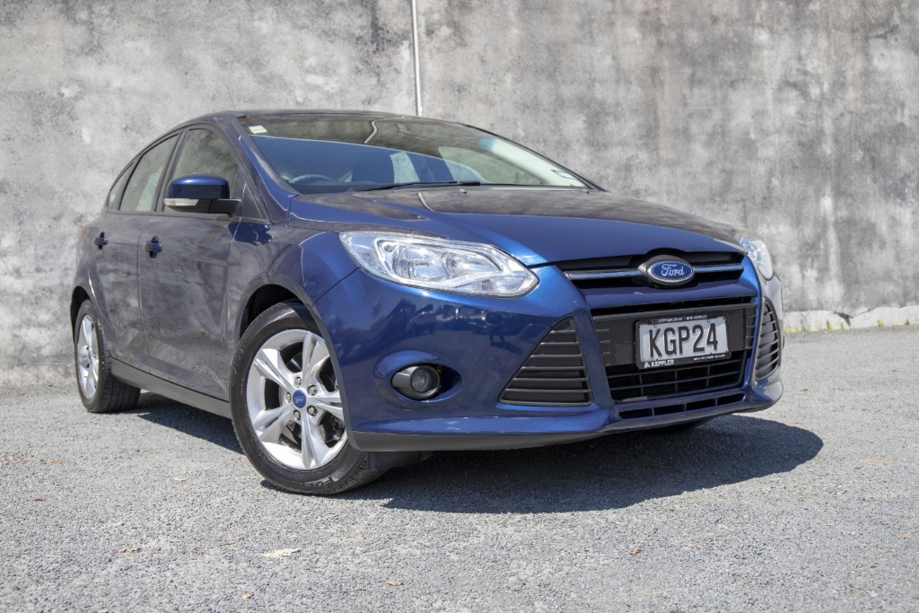 2012 Ford Focus Trend NZ NEW