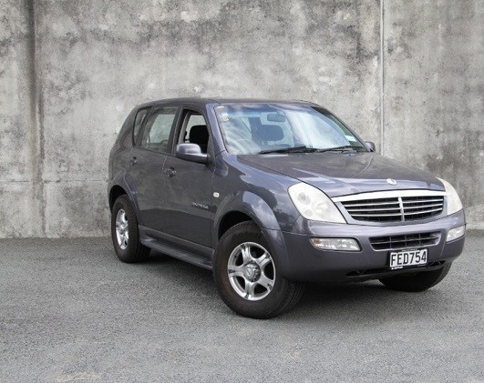 2006 SsangYong Rexton 7 Seater 4WD Diesel Turbo