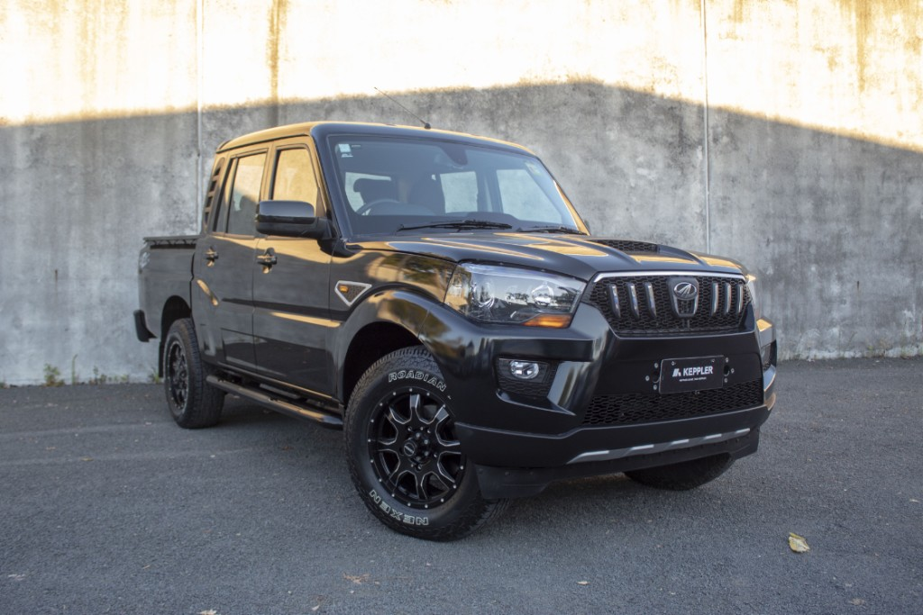 2019 Mahindra PIK-UP