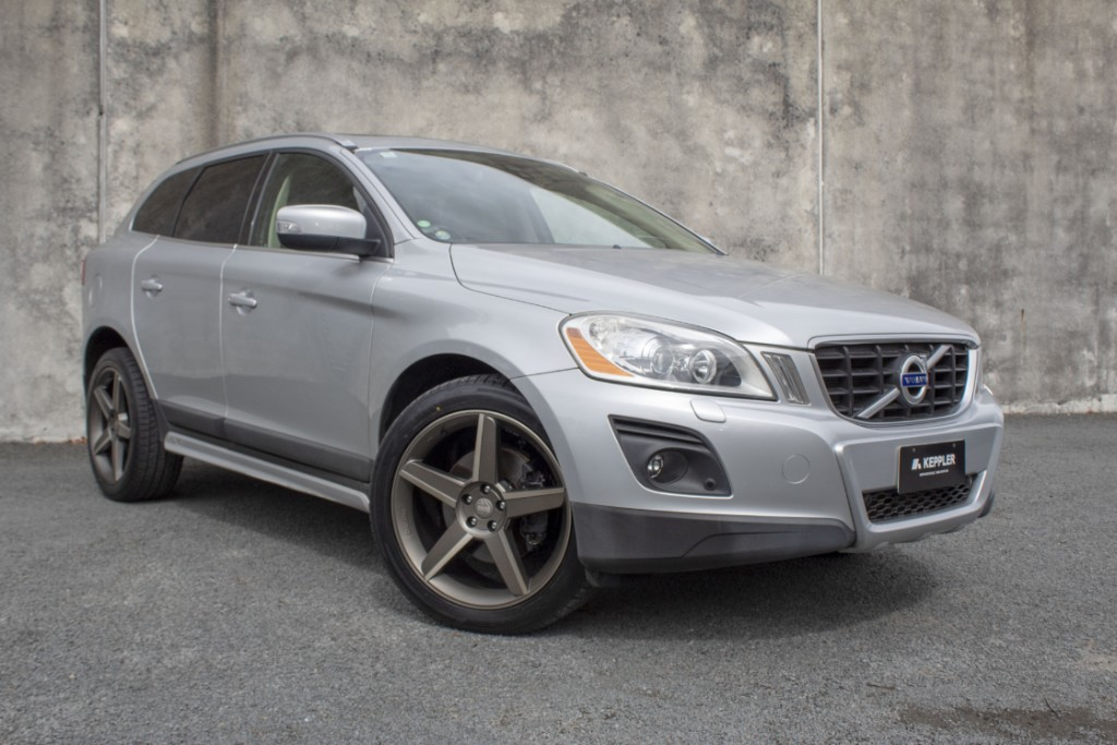 2009 Volvo XC60 Turbo Supercharged V6 AWD