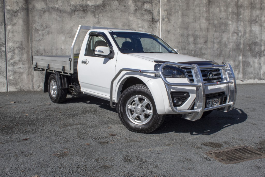 2019 Great Wall Steed (DEMO) Single Cab Tipper