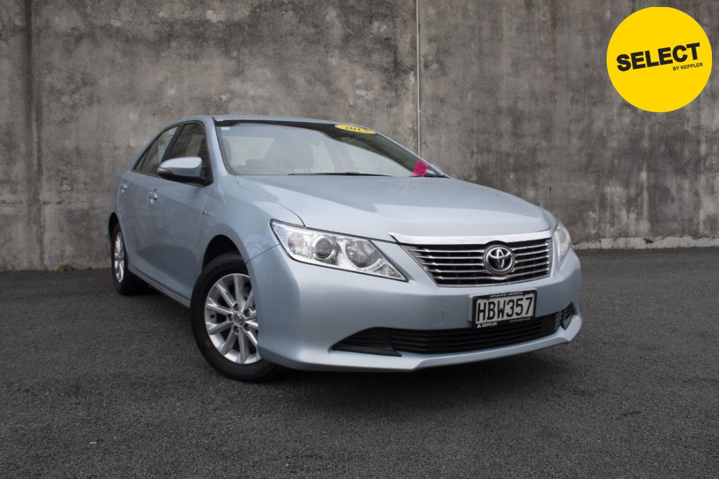 2013 Toyota Aurion AT-X NZ NEW