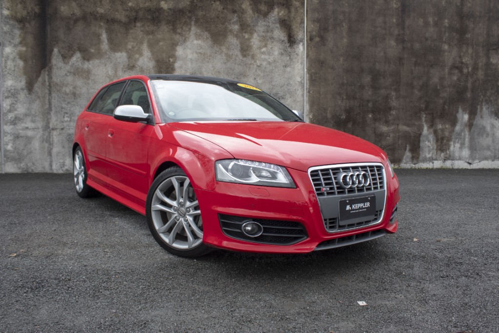 2012 Audi S3 Low Km's / High Spec'd