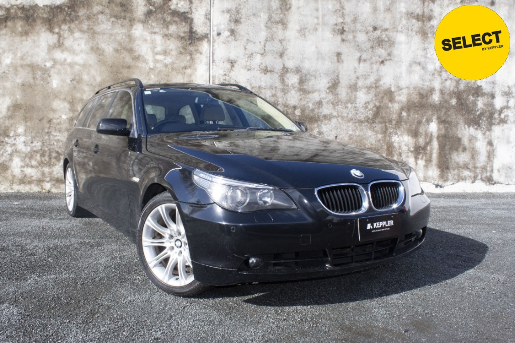 2005 BMW 525I Touring A E61 NZ NEW