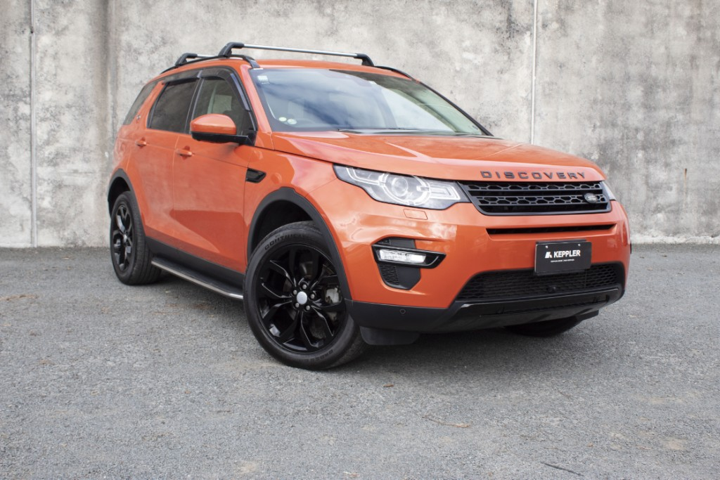 2016 Land Rover Discovery Sport HSE Low KM's