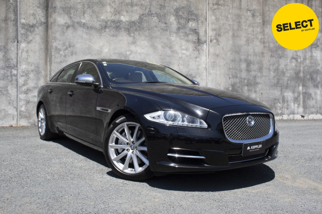 2012 Jaguar XJL Long Wheel Base