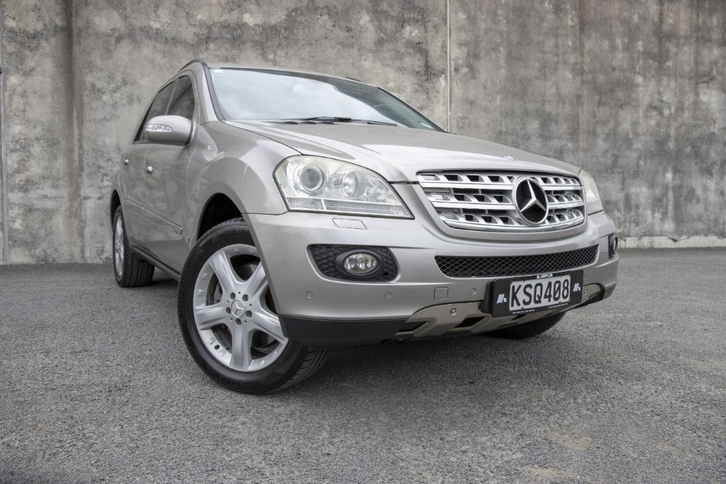 2007 Mercedes-Benz ML500 5.0L V8