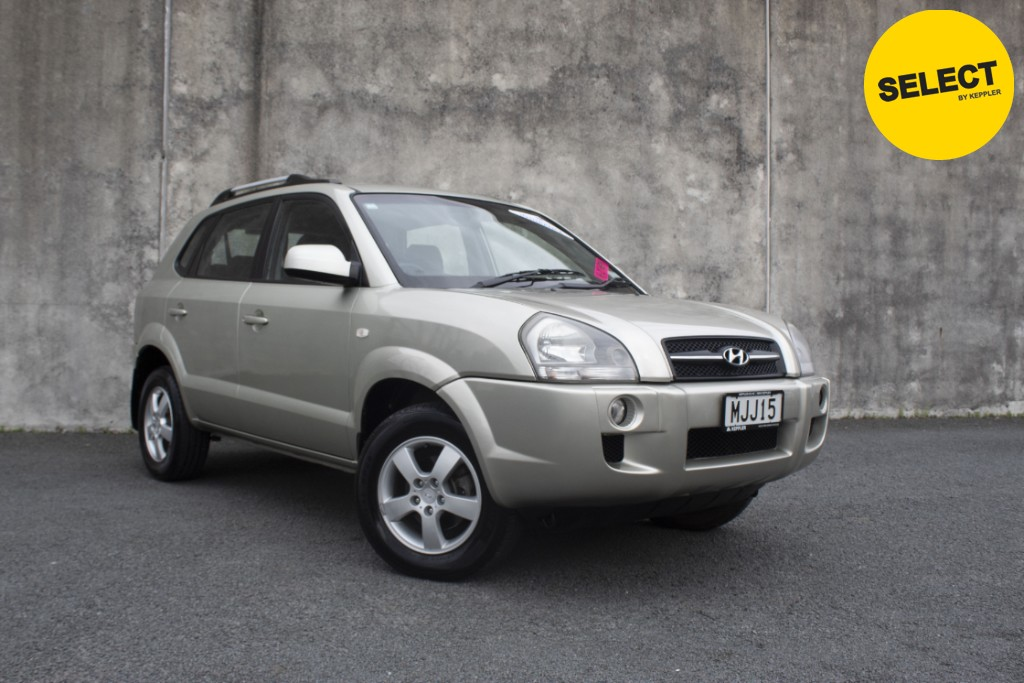 2007 Hyundai Tucson 2.0L City NZ NEW