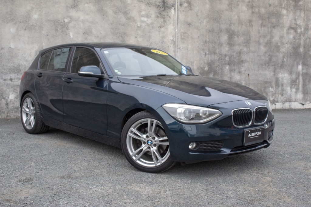 2013 BMW 116i NZ RADIO LOW KM'S