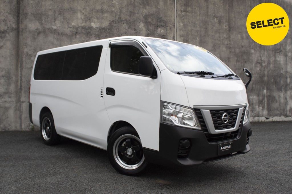 2018 Nissan NV350 Caravan DX 10 Seater