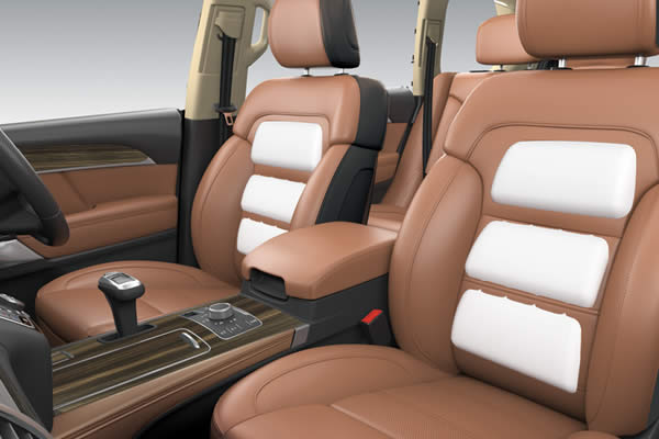 H9 front seats 1