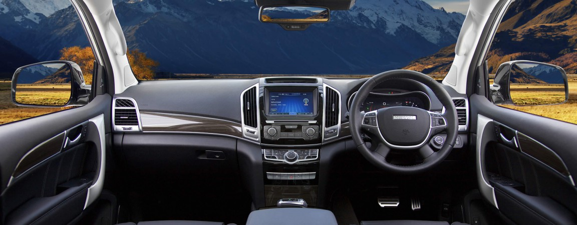 Haval H9 Interior NZ