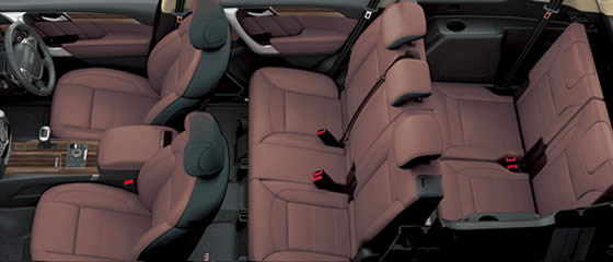 H9 front seats storage space1