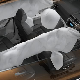 HAVAL H6 Airbags