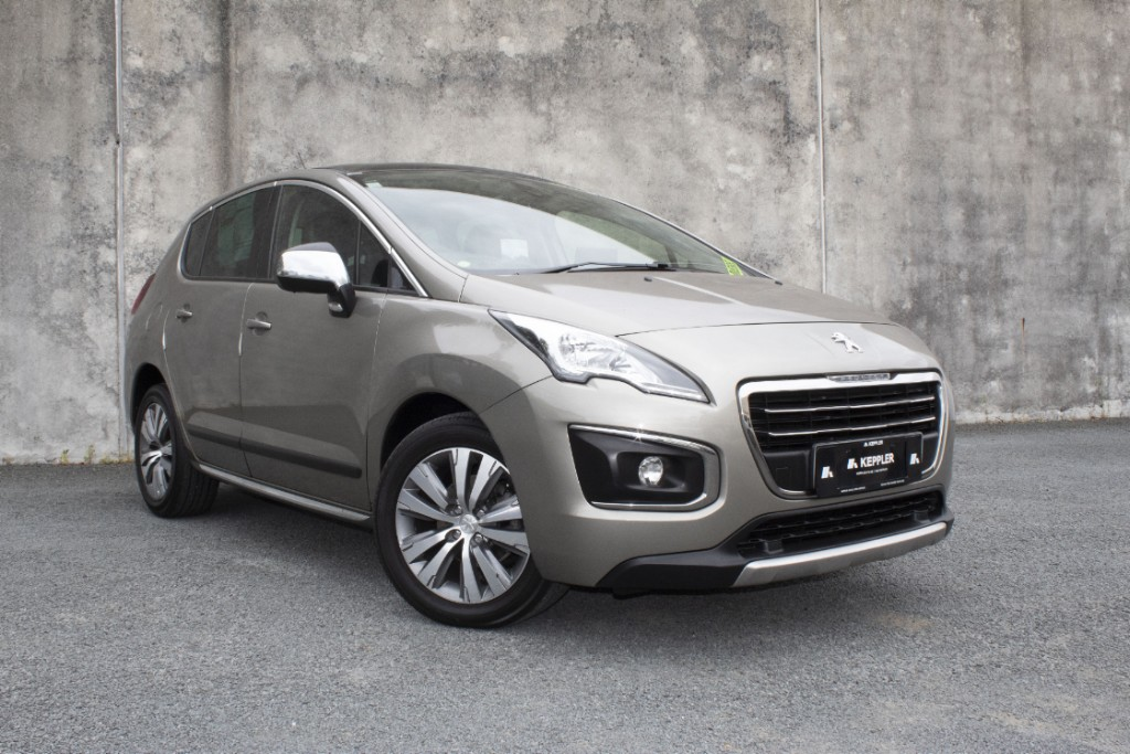 2014 Peugeot 3008 1.6L TurboDiesel Leather