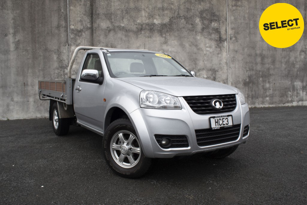2013 Great Wall V240 S/Cab 2.4