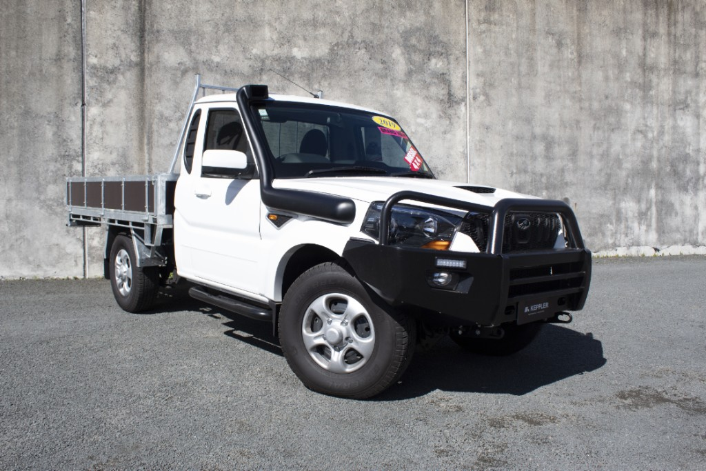 2020 Mahindra PIK-UP S6 2.2DT/4WD/6MT
