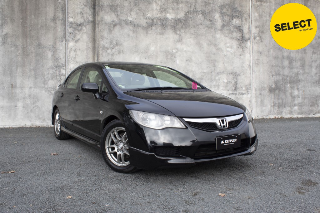 2009 Honda Civic 5 Speed