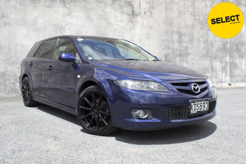 2005 Mazda Atenza 6 Spd manual LOW KM