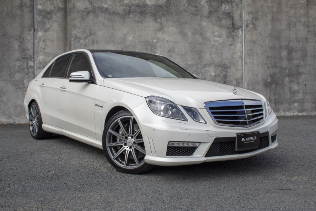 2012 Mercedes-Benz E63 AMG V8 5.5L Bi Turbo