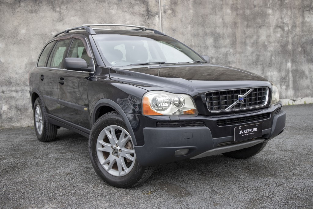 2005 Volvo XC90 2.5L AWD VERY LOW KM's