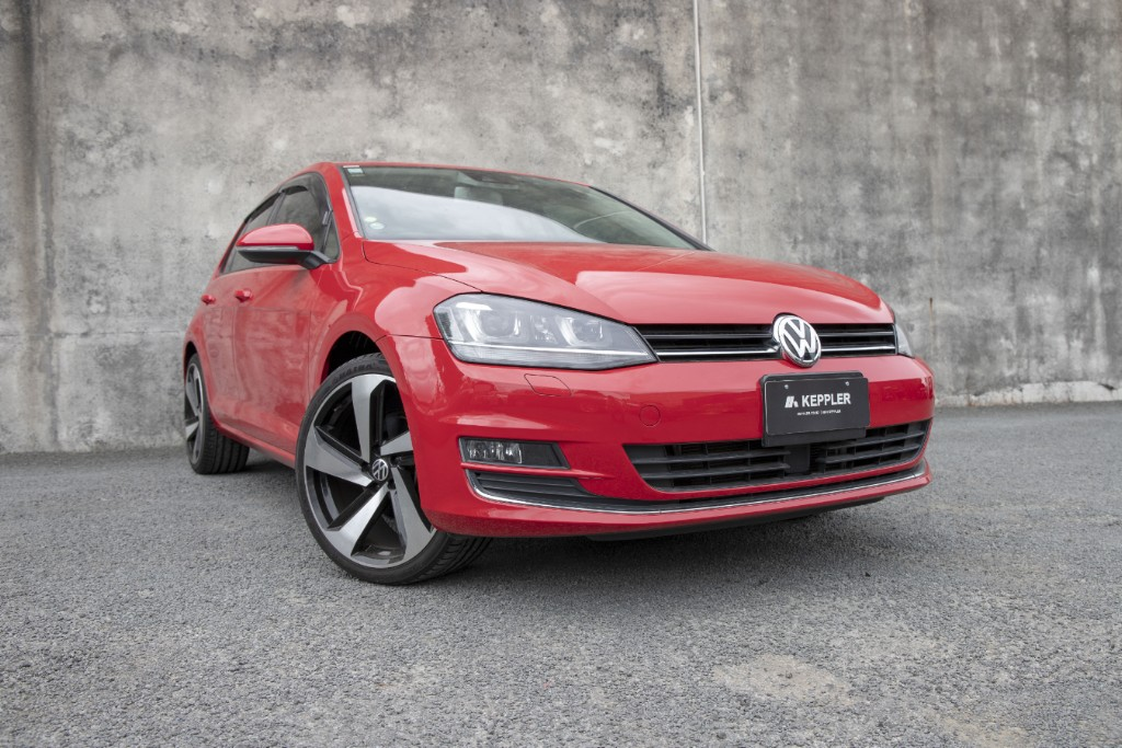 2015 Volkswagen Golf TSI Highline LOW KM's