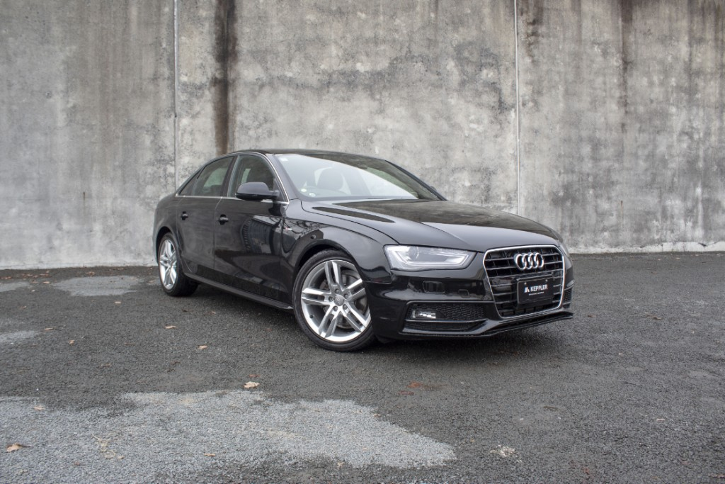 2015 Audi A4 S Line 2.0L Turbo LOW KMS
