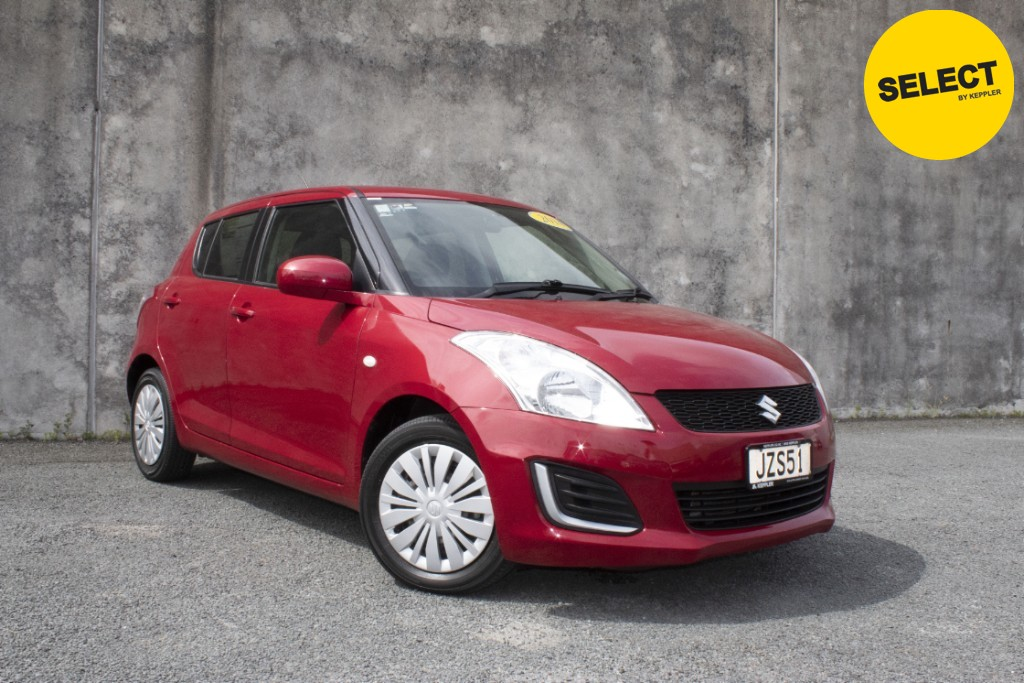 2014 Suzuki Swift LOW KM