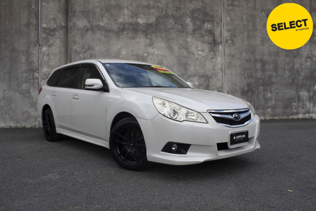 2010 Subaru Legacy Wagon 2.5i LowKM's EyeSight AWD