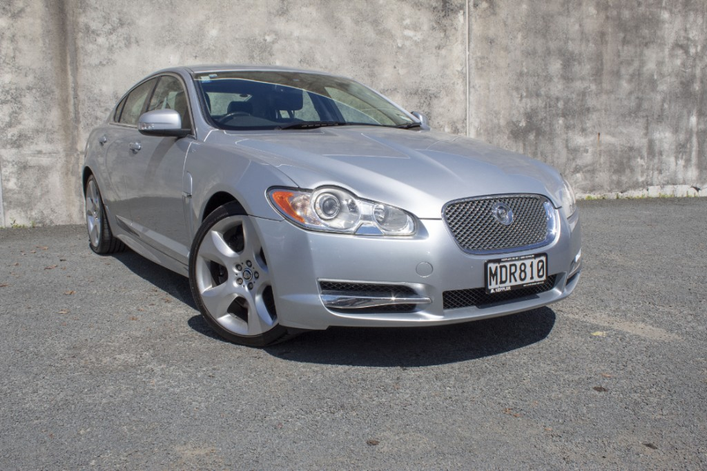 2008 Jaguar XF SV8 Supercharged