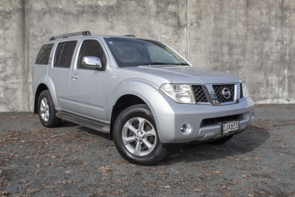 2006 Nissan Pathfinder 4WD 4.0L V6 7 seater TI